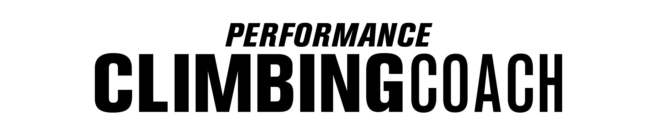 Performance Climbing Coach